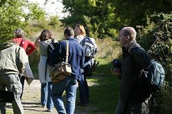 ePHOTOzine members meeting at Monkton Nature Reserve