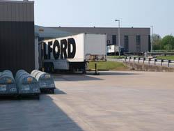 Ilford base warehouse