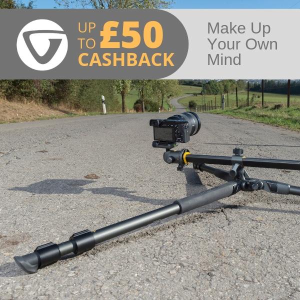 £50 Vanguard cashback