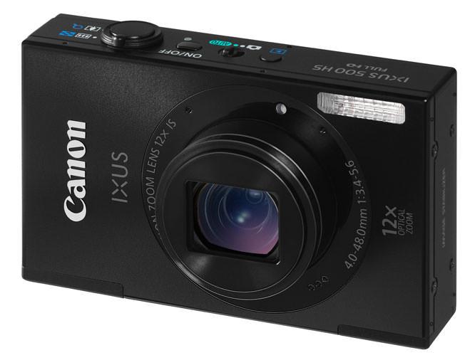 Canon Ixus 500