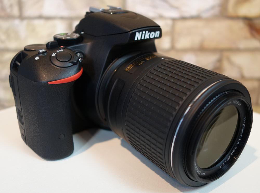 Nikon D5500 With 55 200mm Lens (3)
