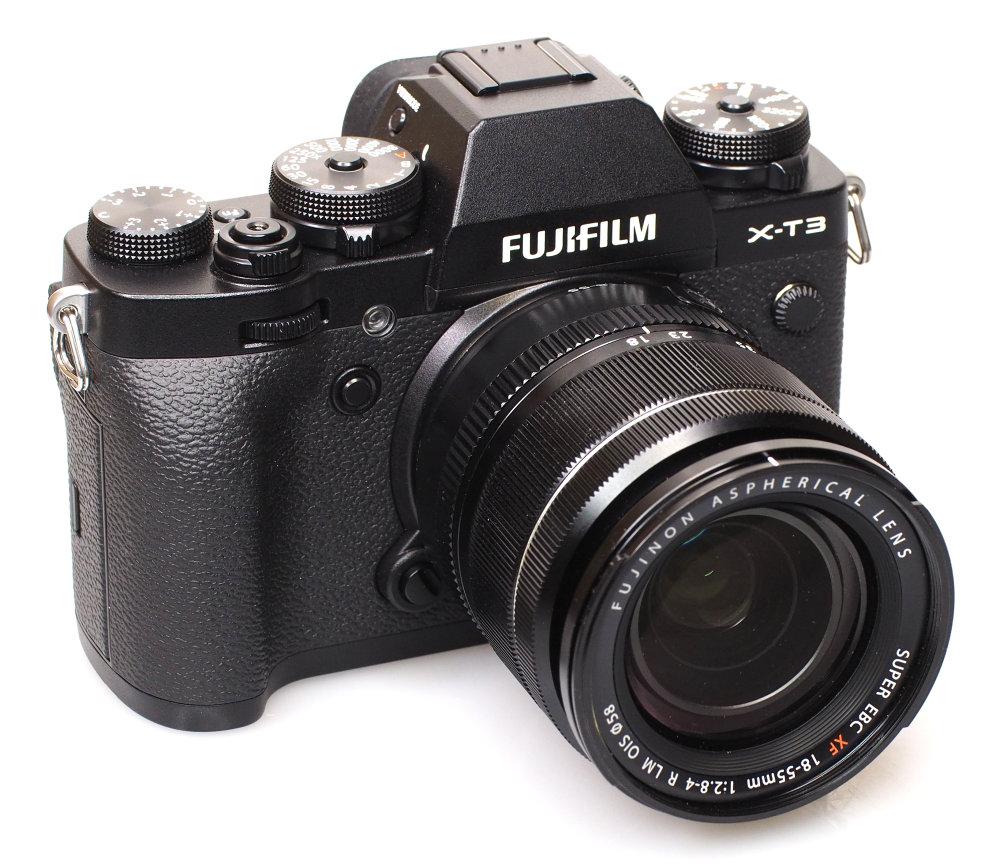 Fujifilm X T3 Black (3)