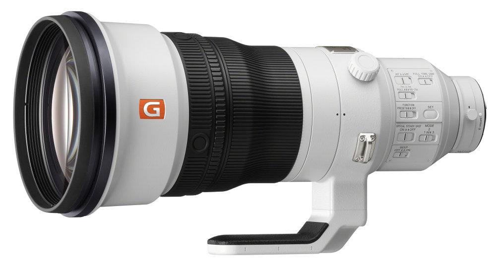 FE 400mm f/2.8 GM OSS