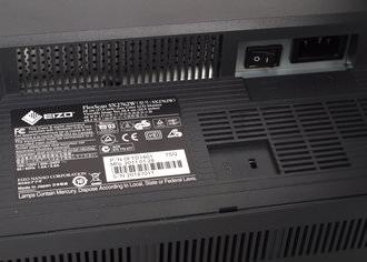 EIZO FlexScan SX2762W Power