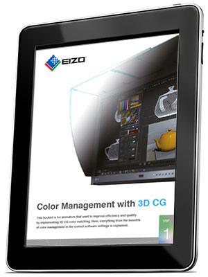 3D CG Colour Management Handbook