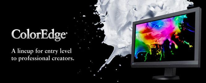 ColorEdge Monitors