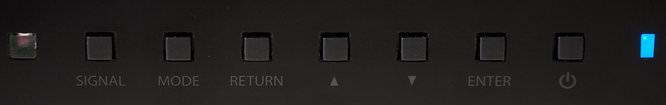 Eizo Cg276 Control Buttons