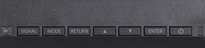 Eizo Coloredge Cx240 Controls