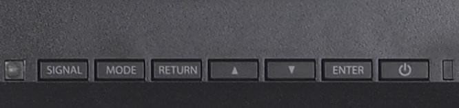 Eizo Coloredge Cx240 Controls