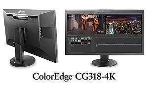 EIZO Self-Calibrating DCI 4K Monitor