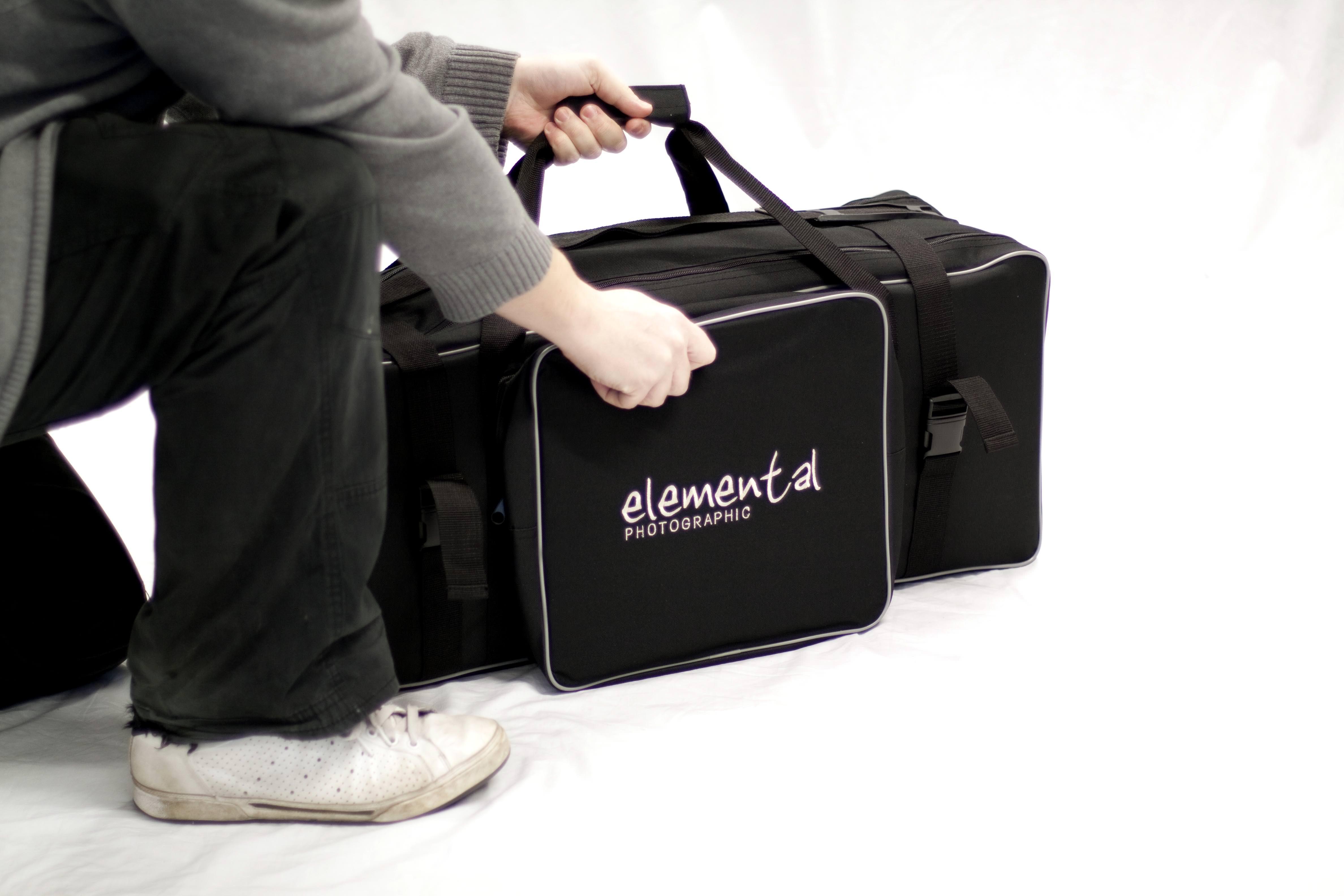Elemental Genesis 8 kit bag  sc 1 st  ePHOTOzine & Elemental Genesis 8 Studio Lighting and Flash Review azcodes.com