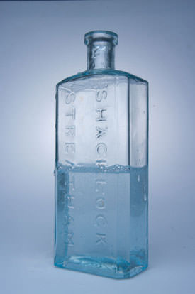 Bottle taken with a pair of Elemental Genesis 250 lights