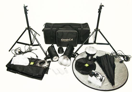 Elemental Genesis 250 - full kit