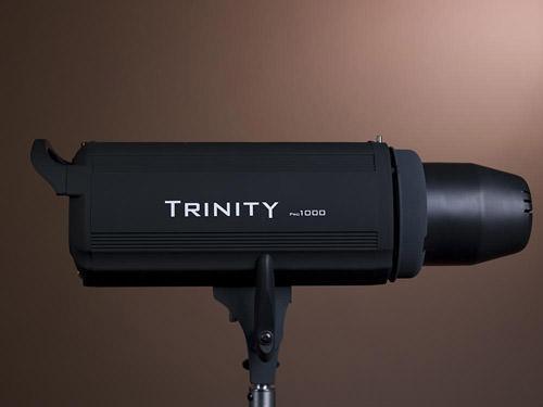 Elemental Trinity Pro Studio Lighting
