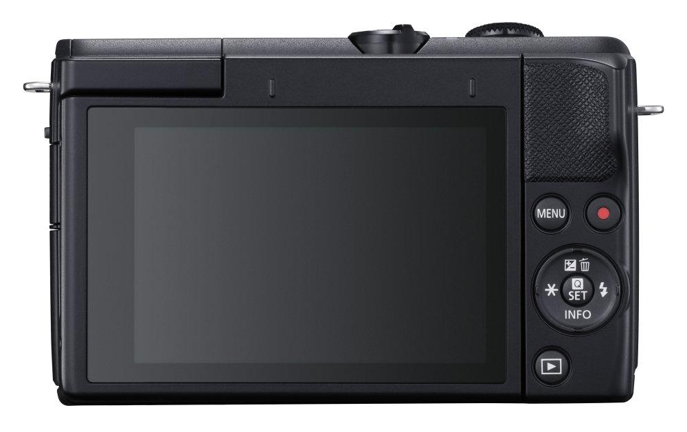 5 Canon EOS M200 Back Body