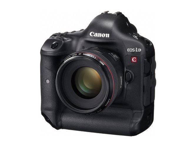 Canon EOS-1D C 50mm Slant