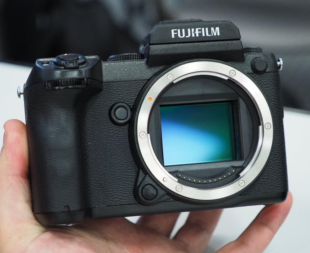 Fujifilm GFX 50S Medium Format