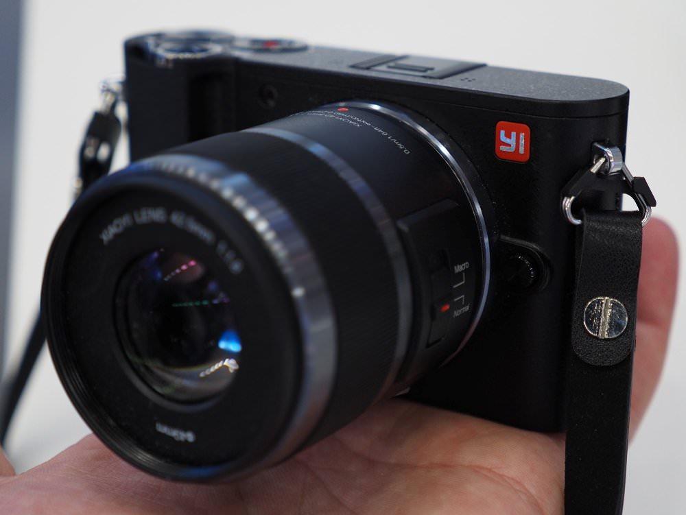 Yi M1 Black (1) (Custom)