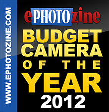 Budget Camera of the Year 2012
