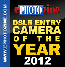 DSLR Entry Camera Of The Year