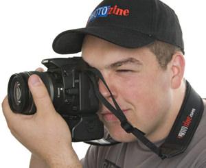 ePHOTOzine Camera Strap