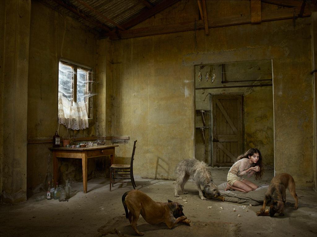Madina, Russia by Julia Fullerton-Batten