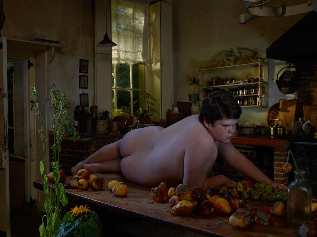 Simon Ford by Julia Fullerton-Batten