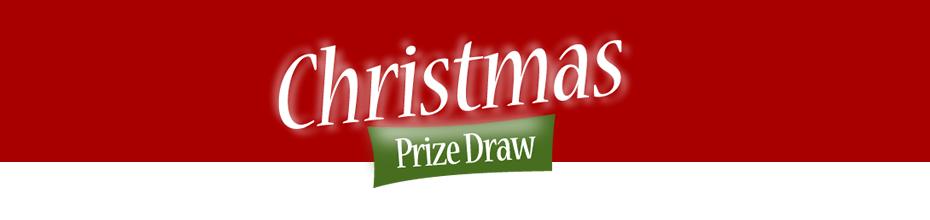 Christmas Prize Draw 2019