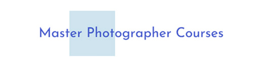 Win A Place On The '40 Master Photography Diploma Course'