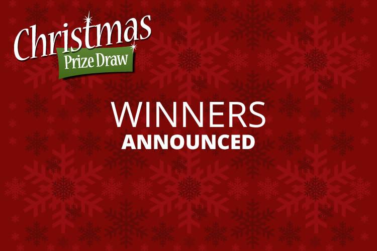 Ephotozine Christmas Prize Draw Winners Announced