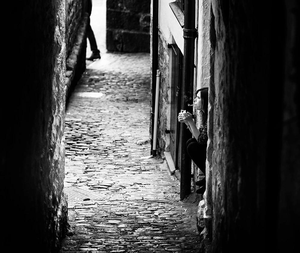 Street portrait