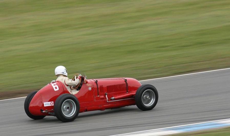 Old School Racing