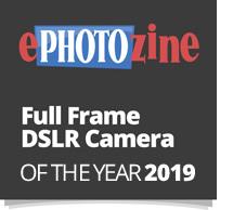 Full-Frame DSLR of the Year 2019