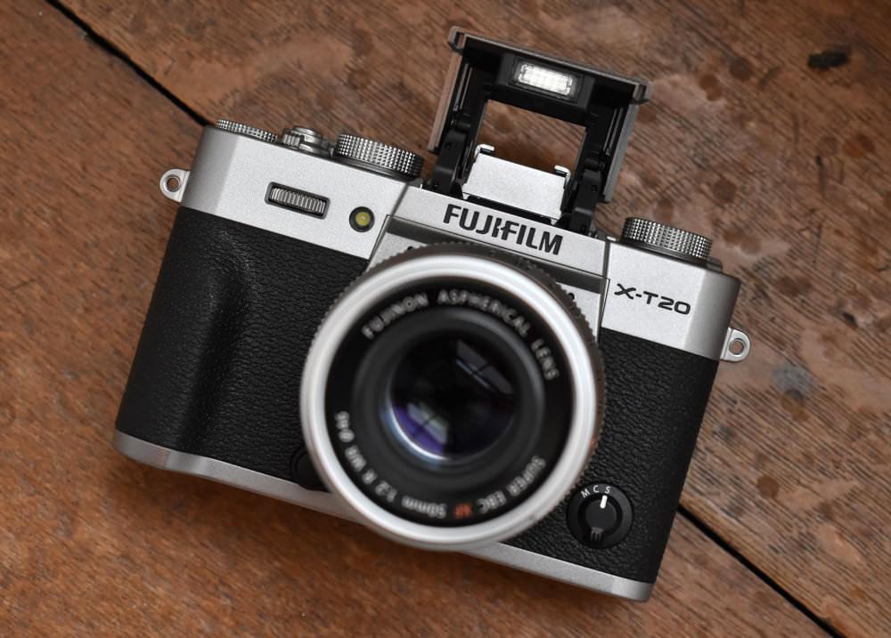 Fujifilm X T20 Silver (3)