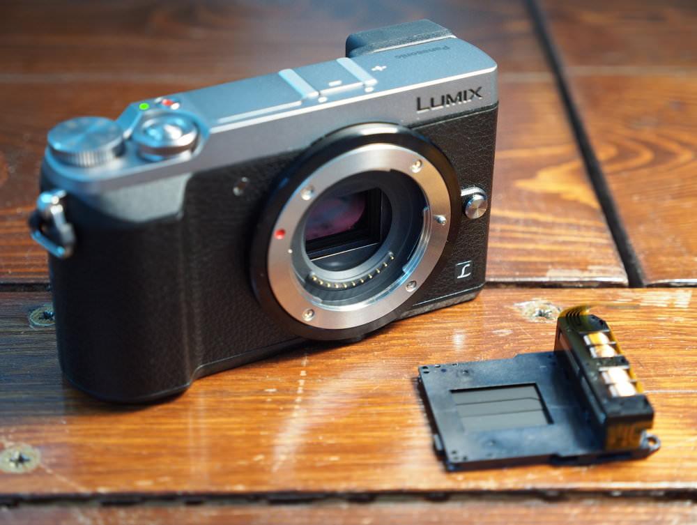 Panasonic Lumix GX80 Silver (4)