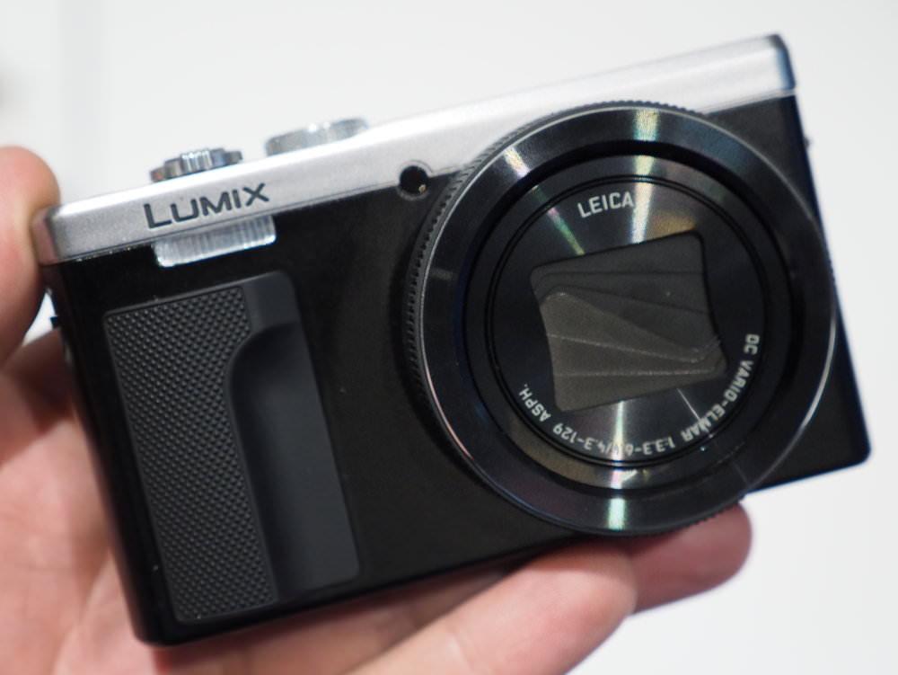 Panasonic Lumix TZ80 Silver (3)