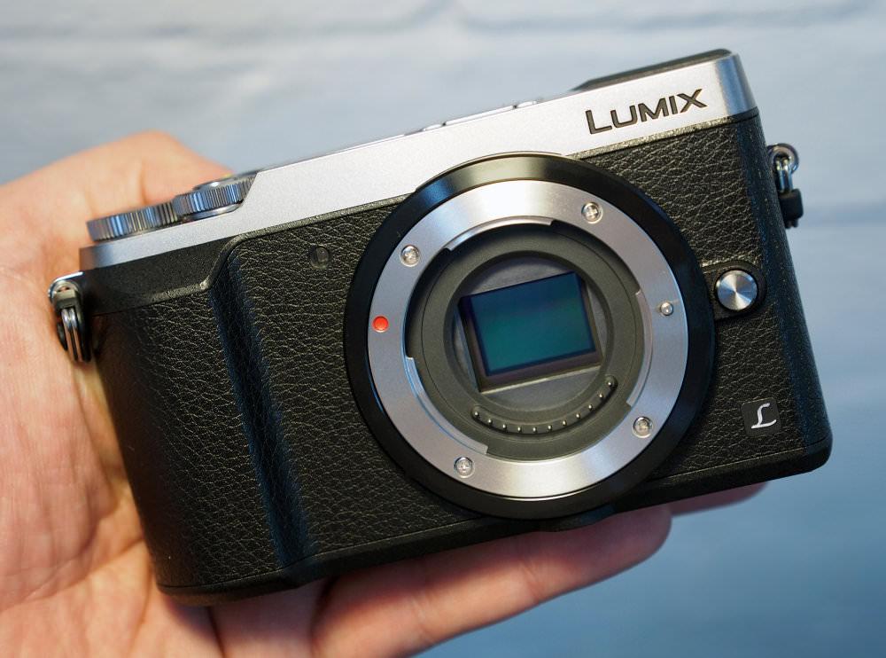 Panasonic Lumix GX80 Silver (6)