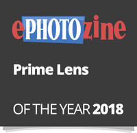 Prime Lens of the Year 2018