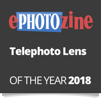 Telephoto Lens of the Year 2018