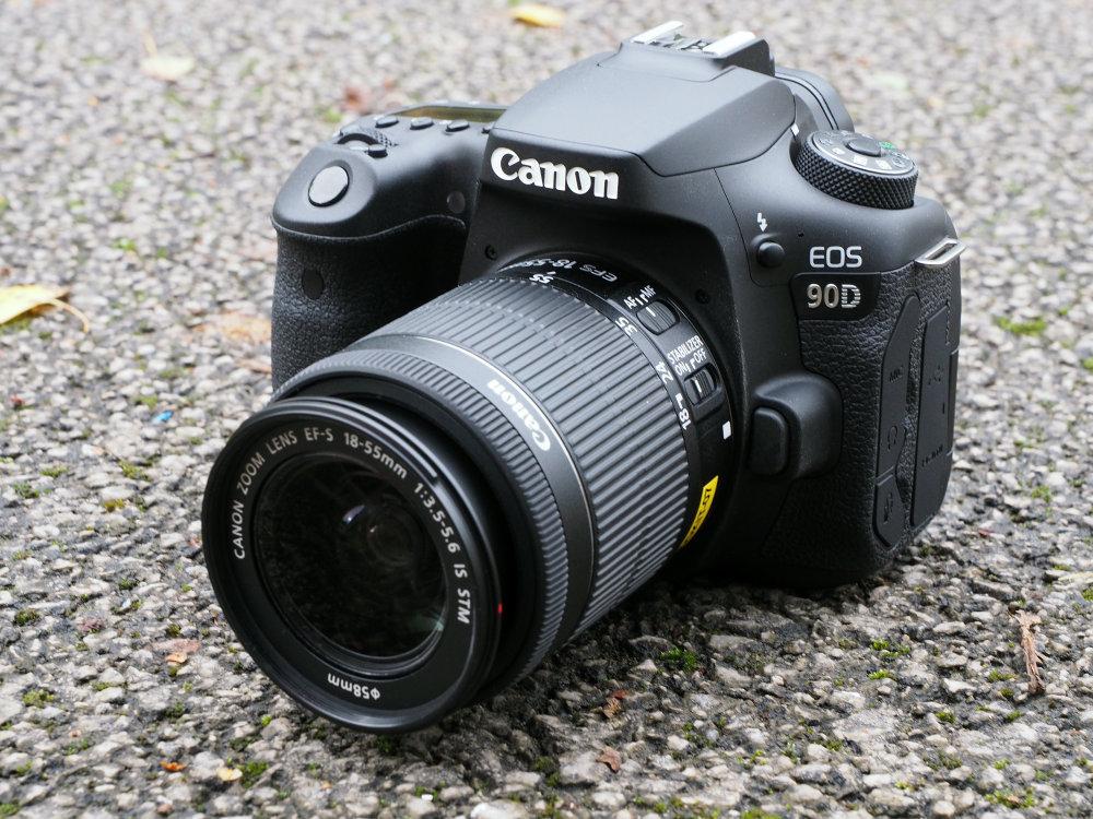 Canon EOS 90D DSLR (2)