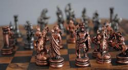 Chess board - Nikita Morris
