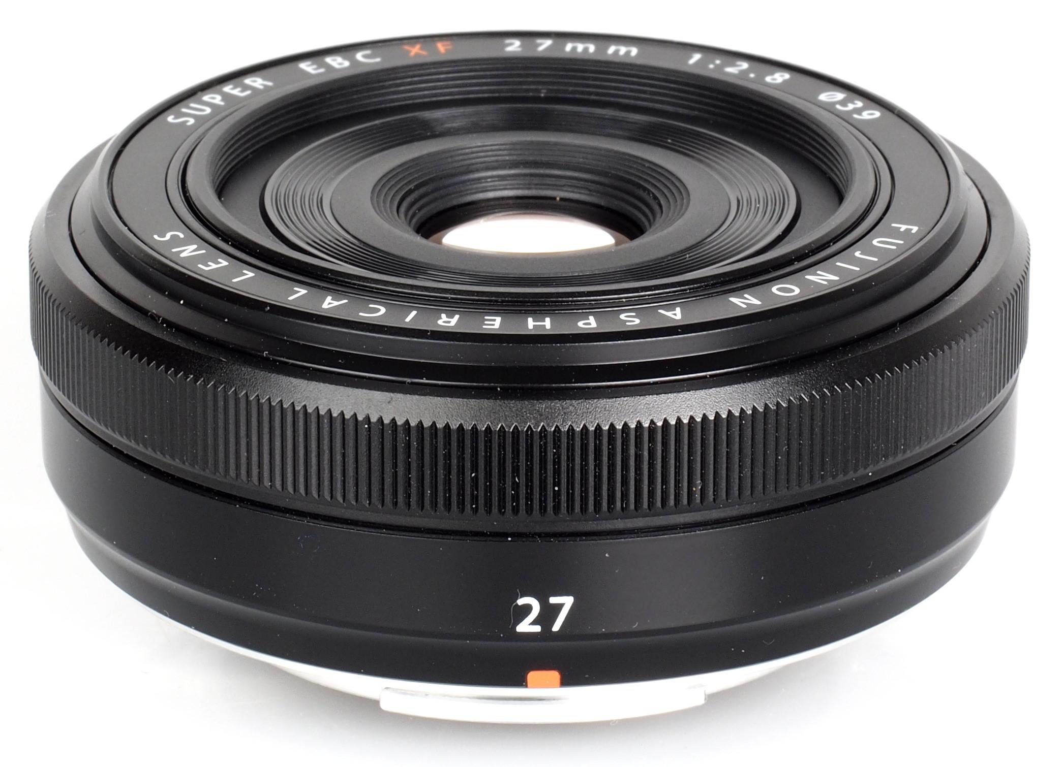 Ephotozine Reviews All Fujifilm X Mount Lenses Fujinon Xf18mm F 20 R Lens Xf 27mm 5