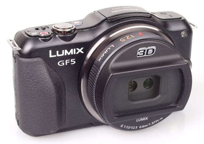 Panasonic Lumix G 3D 12.5mm f/12