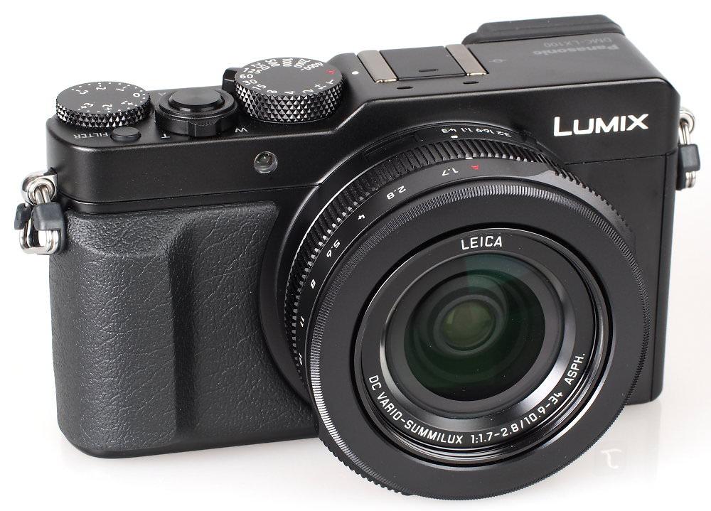 Panasonic Lumix LX100 Black (4)