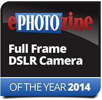 Full-Frame DSLR Camera Of The Year 2014