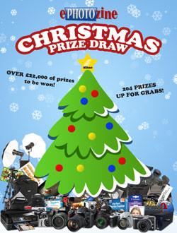 ePHOTOzine's Christmas Prize Draw