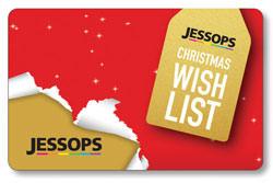 Jessops card
