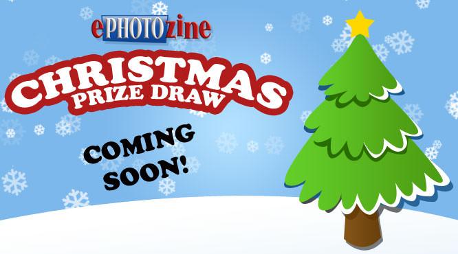 Christmas Prize Draw!