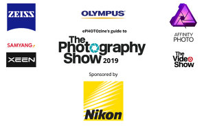 ePHOTOzine's Guide To The Photography Show 2019