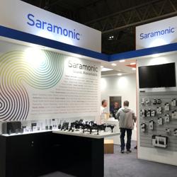 Saramonic stand